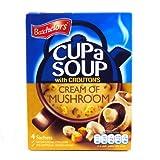Batchelors Cup a Soup Cream Of Mushroom 104g