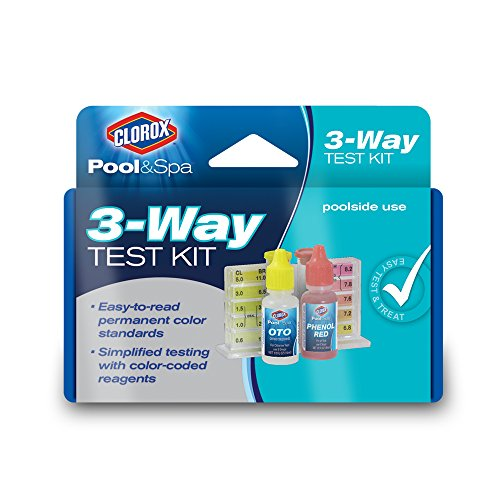Clorox Pool&Spa 70000CLX 3-Way Test Kit (Spa Water Testing compare prices)