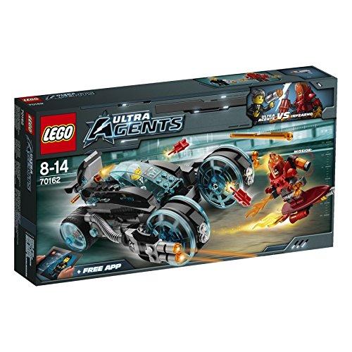 LEGO Ultra Agents 70162 Infearnos Interceptor