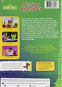 Sesame Street: All-Star Alphabet from Sesame Street