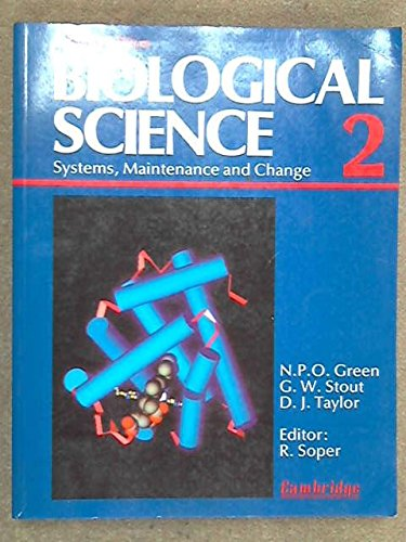 Biological Science: Volume 2