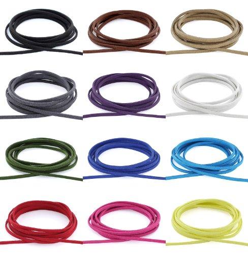 auroris-weiches-flaches-band-aus-wildlederimitat-3mm-lange-farbe-wahlbar-variante-2m-schwarz