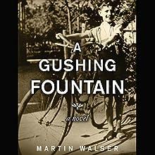 Gushing Fountain: A Novel (       UNABRIDGED) by Martin Walser, David Dollenmayer - translator Narrated by James Patrick Cronin
