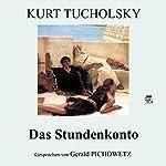 Das Stundenkonto   Kurt Tucholsky