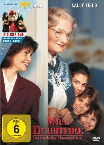 Mrs. Doubtfire - Das stachelige Hausmädchen [2 DVDs]