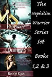 The Nephilim Warrior Series Set, Books 1,2 &3