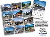 Southern Pacific Railroad 2017 Calendar