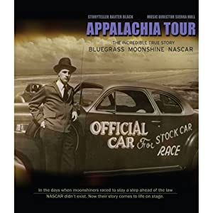 Appalachia Tour: Bluegrass Moonshine NASCAR