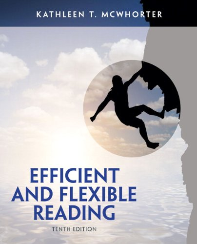 Efficient and Flexible Reading (10th Edition) PDF