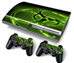 PS3 PlayStation 3 Skin Stickers PVC f...