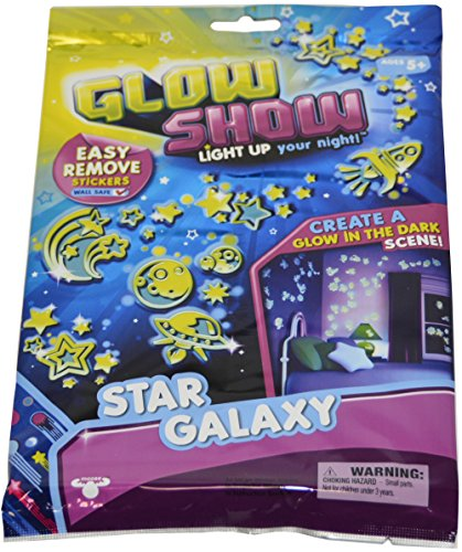 Glow Show S1 Scene Pack - Star Galaxy - 1