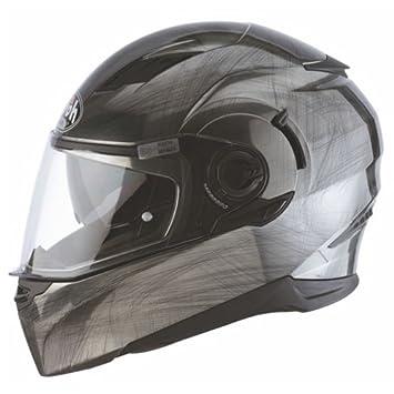 Airoh casque de moto mV52 mouvement gris