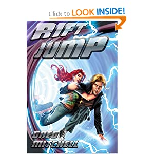 Rift Jump by Greg Mitchell