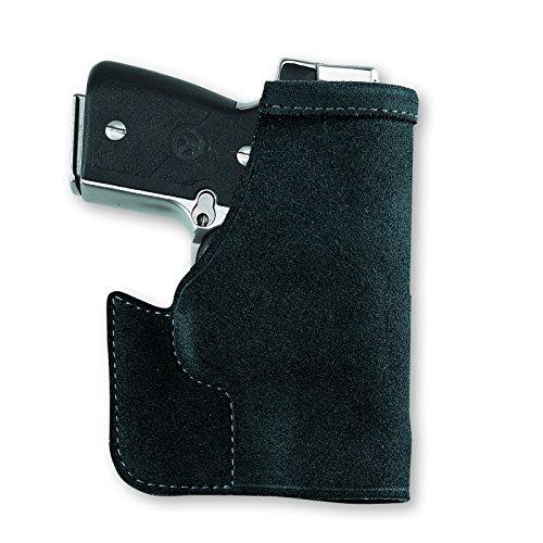 Find Discount Galco Black Pocket Protector Holster for KHAR MK40, Glock 42, KAHR MK9, KEL TEC P11, S...