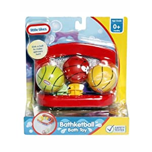 bathketball - bath toy