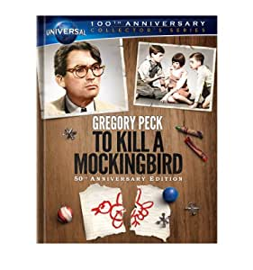 To Kill a Mockingbird - 50th Anniversary Edition (Blu-ray + DVD + Digital Copy)