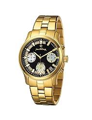 "JBW-Just Bling Women's JB-6217-F ""Alessandra"" Gold-Tone Chronograph Diamond Watch"