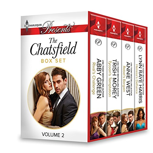 Abby Green - The Chatsfield Box Set Volume 2: Rival's Challenge\Tycoon's Temptation\Rebel's Bargain\Heiress's Defiance