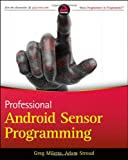 img - for Professional Android Sensor Programming book / textbook / text book