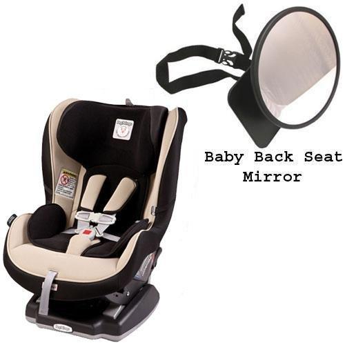 Peg Perego Primo Viaggio Convertible Car Seat W Back Mirror