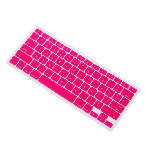 IVEA Pink Keyboard Silicone Cover Skin for New