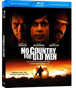 No Country for Old Men (Blu-ray/DVD Combo Pack) [Blu-ray] (Sous-titres français)