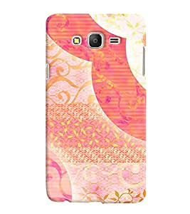 GADGET LOOKS PRINTED BACK COVER FOR SAMSUNG GALAXY ON 7 MULTICOLOUR