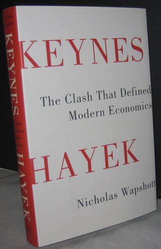 keynesian and hayekian economics Full-text paper (pdf): a post keynesian theory of economic policy-filling a void.