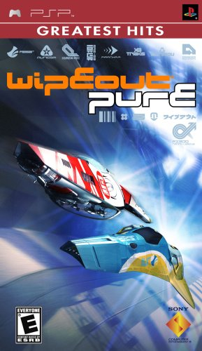 Wipeout Pure - Sony PSP - 1