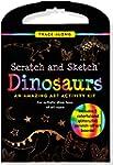 Dinosaurs Scratch & Sketch Art Activi...
