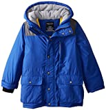 Nautica Boys' Snorkle Coat with Storm Cuffs