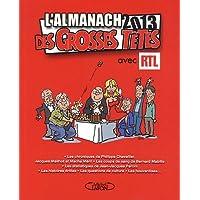 L'almanach 2013 des Grosses Têtes