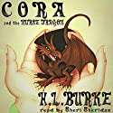 Cora and the Nurse Dragon Audiobook by H L Burke Narrated by Sheri Sheridan
