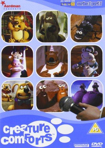Creature Comforts [Reino Unido] [DVD]