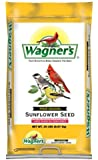 Wagner's 76026 Oil Sunflower Seed, 20-Pound Bag (Discontinued by Manufacturer)