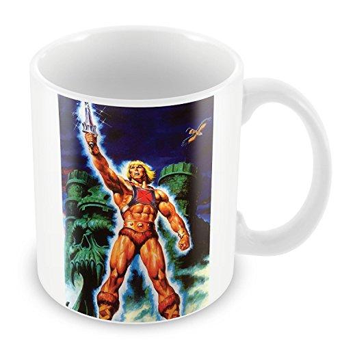 Mug MUTO he man master universe