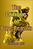Image of The Critique of Pure Reason