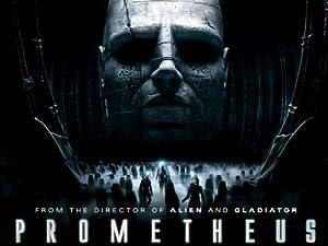 SJ0977 Prometheus Movie Ridley Scott Alien Head 24x18 Print POSTER
