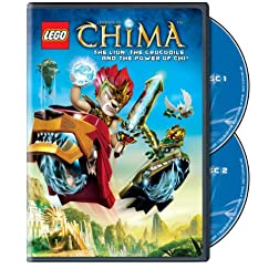 Lego: Legends of Chima Season One Part One