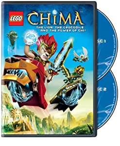 LEGO Legends of Chima: The Lion, The Crocodile And The Power Of Chi Season one Part one