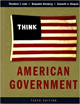 american government tenth edition outline