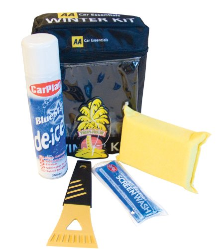 AA Car Essentials Winter Car Care Kit