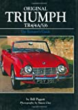 Original Triumph TR4/4A/5/6 (Encounters) Bill Piggott