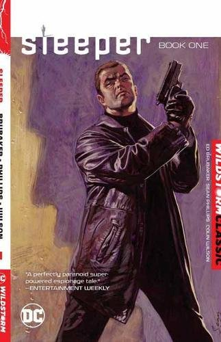 Sleeper Book One [Brubaker, Ed] (Tapa Blanda)