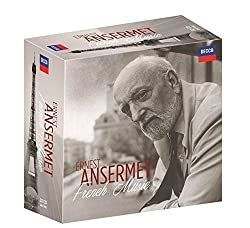 Ernest Ansermet: French Music from Decca