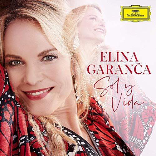 CD : ELINA GARANCA - Sol Y Vida