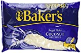 Kraft Baker's Brand Angel Flake Coconut Sweetened. The moistest Coconut on the market! Use as little, or as much as you would like. Just what you need on hand for all your Holiday baking!