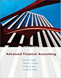 Advanced Financial Accounting (0073526746) by Baker, Richard