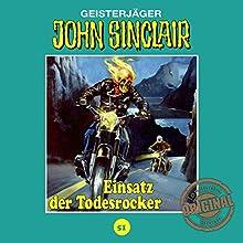 Einsatz der Todesrocker (John Sinclair - Tonstudio Braun 51) Hörspiel von Jason Dark Gesprochen von:  div.