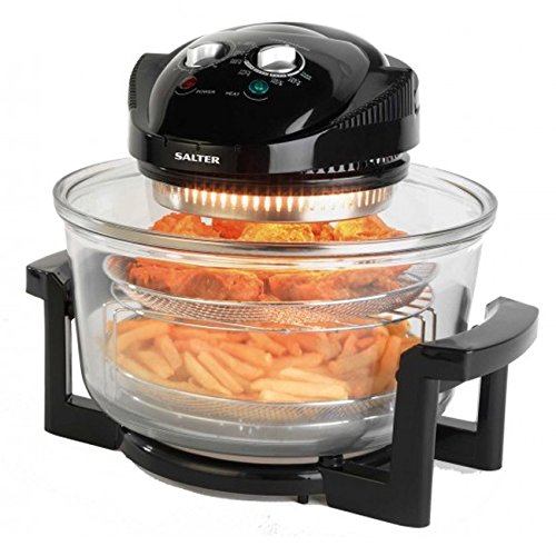 Salter Low Fat Fryer and Halogen Oven